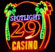 casino spotlight